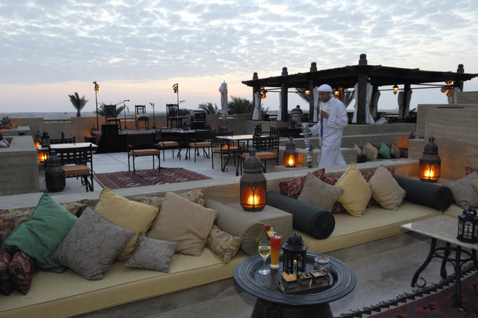 Bab Al Shams Desert Resort & Spa, Al Sarab.