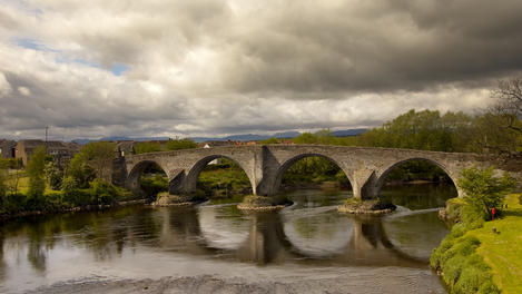 Stirling Bridge, Stirling