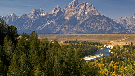 Snake River, Grand Teton National Park