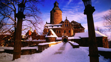 Czocha Castle, Poland