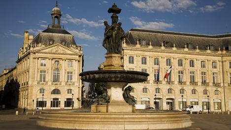 De la Bourse, Bordeaux
