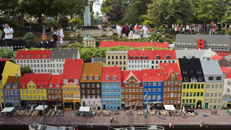 Legoland, Copenhagen