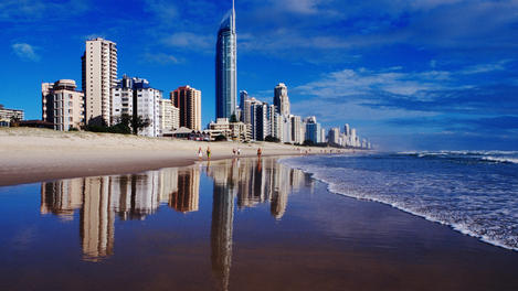 The Gold Coast Broadbeach