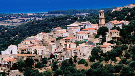 Balagne, Corsica