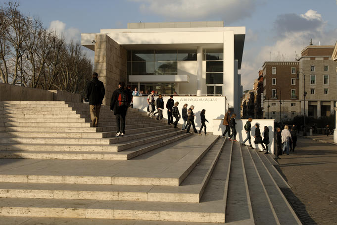 Museo Dell'ara Pacis.