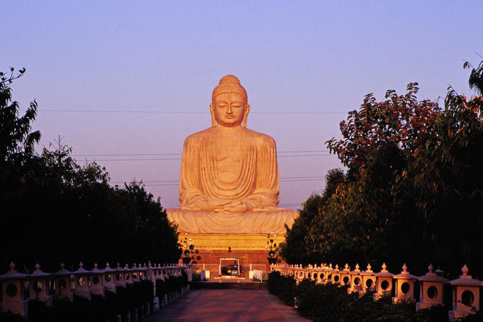 Great Buddha Statue.