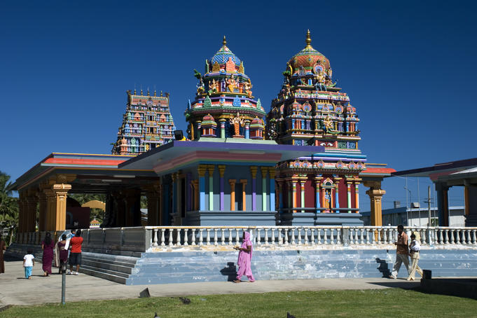 Sri Silva Subramaniya temple.