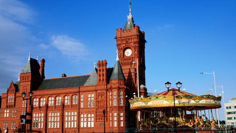 The Customs House, Cardiff