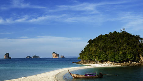 Ko Khai Beach, Thailand