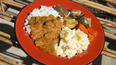 national dish, The Gambia