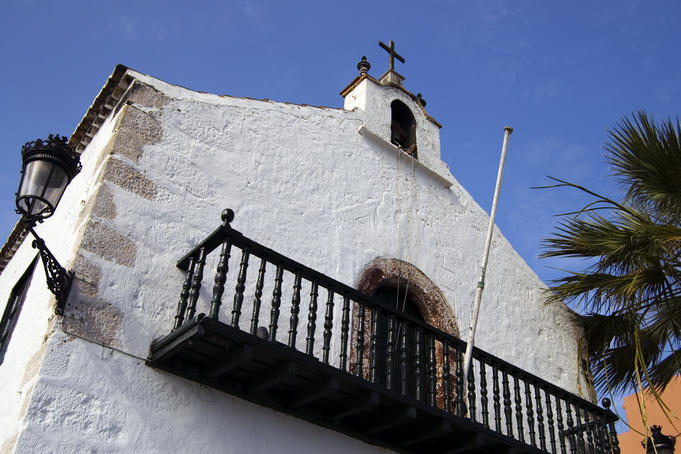 Ermita de Nuestra Senora del la Luz (Our Lady of the Light Hermitage).