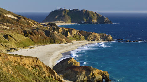 Point Sur Light Station, California
