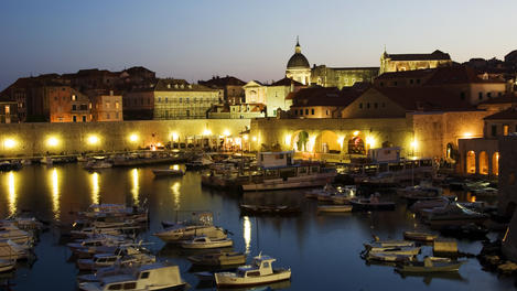 Old Harbour, Dubrovnik