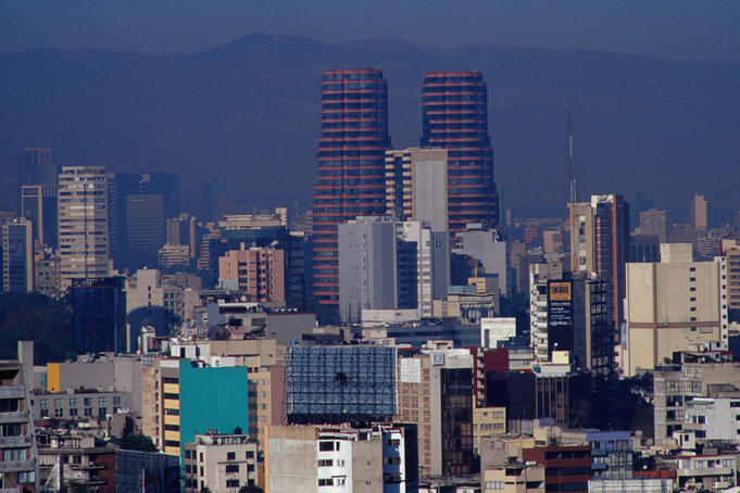 Mexico City.