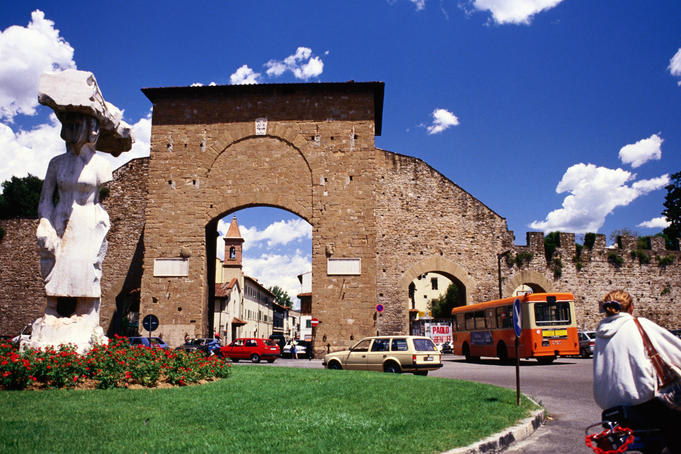 One of the gateways to Florence, Toscana