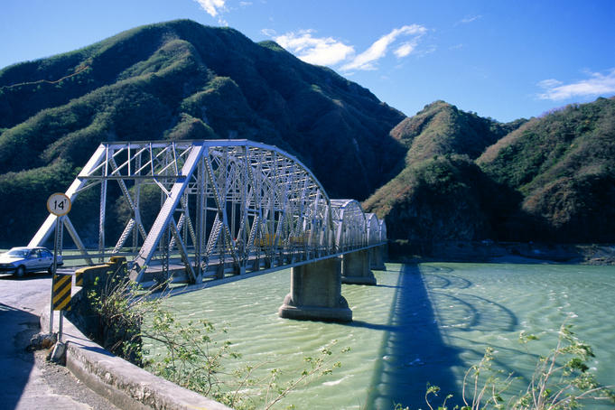 "Banaoang ""Quiroino"" bridge."