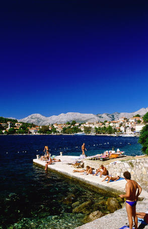 Holiday time - Cavtat, Dubrovnik
