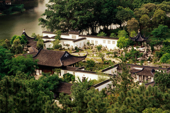 Overview of Chinese Gardens.