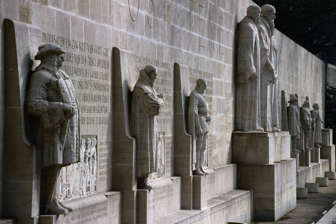 Wall of the Reformation.