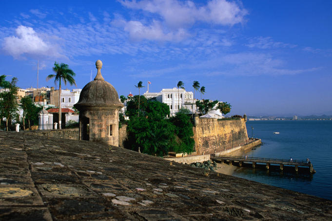 The historic architecture and Spanish Colonial history makes Old San Juan a joy to visit
