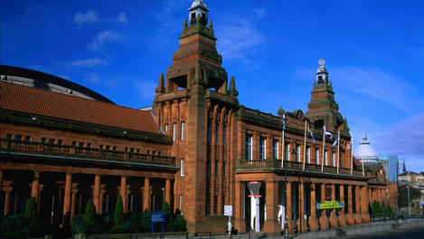 Kelvin Hall and the Museum of Transpor, Glasgow