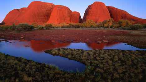 Kata Tjuta, Australia