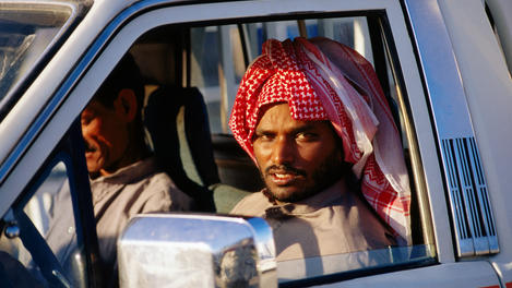 Driver, Kuwait