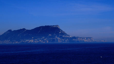 Rock of Gibraltar,Gibraltar