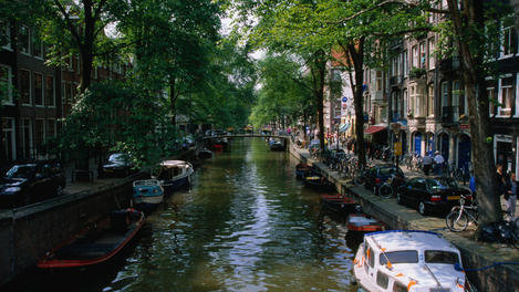 The Netherlands Amsterdam