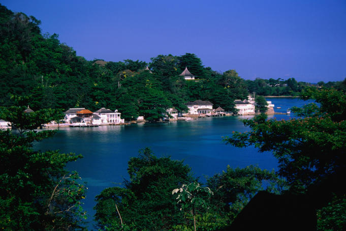 Blue Lagoon Villas in Port Antonio.