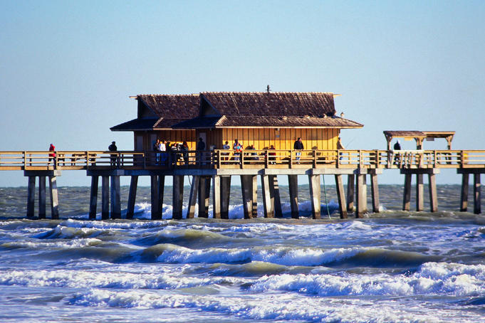 Bonita Beach Pier - Naples, Florida