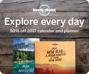50% off 2017 calendars and planners
