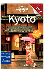 Kyoto travel guidebook