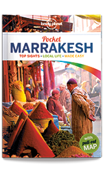 Pocket Marrakesh travel guide