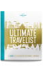 Lonely Planet's Ultimate Travel List book