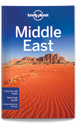 Middle East travel guide, 8th Edition Sep 2015 by Lonely Planet