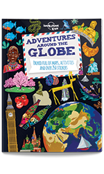 Adventures Around the Globe book