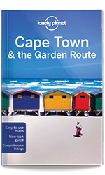 Cape Town & the Garden Route city guide, 8th Edition Oct 2015 by Lonely Planet