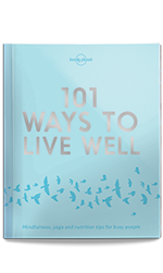 101 Ways to Live Well book