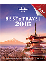 Best in Travel 2016 - Top Travel Lists (Chapter)