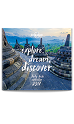 Lonely Planet Daily Desk Calendar 2017