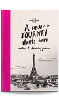 Lonely Planet Writing & Sketch Journal 2017