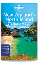 New Zealand's North Island travel guide, 4th Edition Sep 2016 by Lonely Planet
