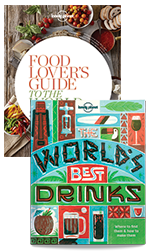 Food Lover's Guide to the World (Paperback) + FREE World's Best Drinks Mini