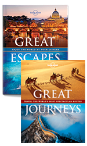 Great Escapes (Hardback) + FREE Great Journeys (Paperback)