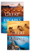 <strong>Great</strong> Escapes (Hardback) + FREE <strong>Great</strong> Journeys (Paperback)