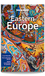 Eastern Europe travel guide, 14th Edition Oct 2017 by Lonely Planet