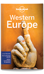 Western Europe travel guide, 13th Edition Oct 2017 by Lonely Planet