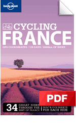 Cycling in France - Languedoc-Roussillon (Chapter)