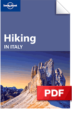 Hiking in Italy